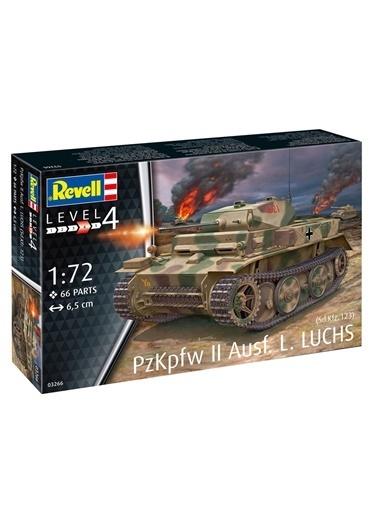 Revell  Maket Pzkpfw Iı Ausf L Luchs Sd Kfz 123 3266 Renkli